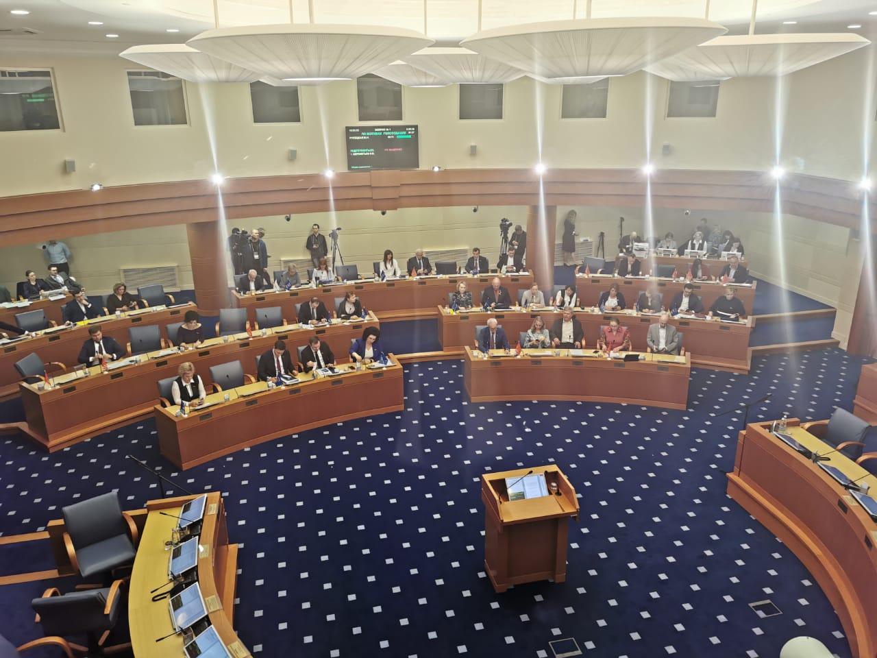 Фракция поддержала Закон о поправках в Конституцию РФ