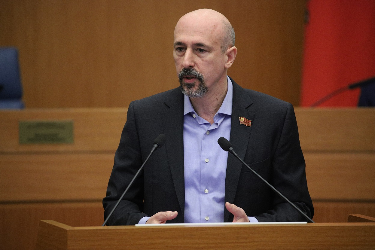 Позиция фракции по итогам отчета главы МВД по Москве