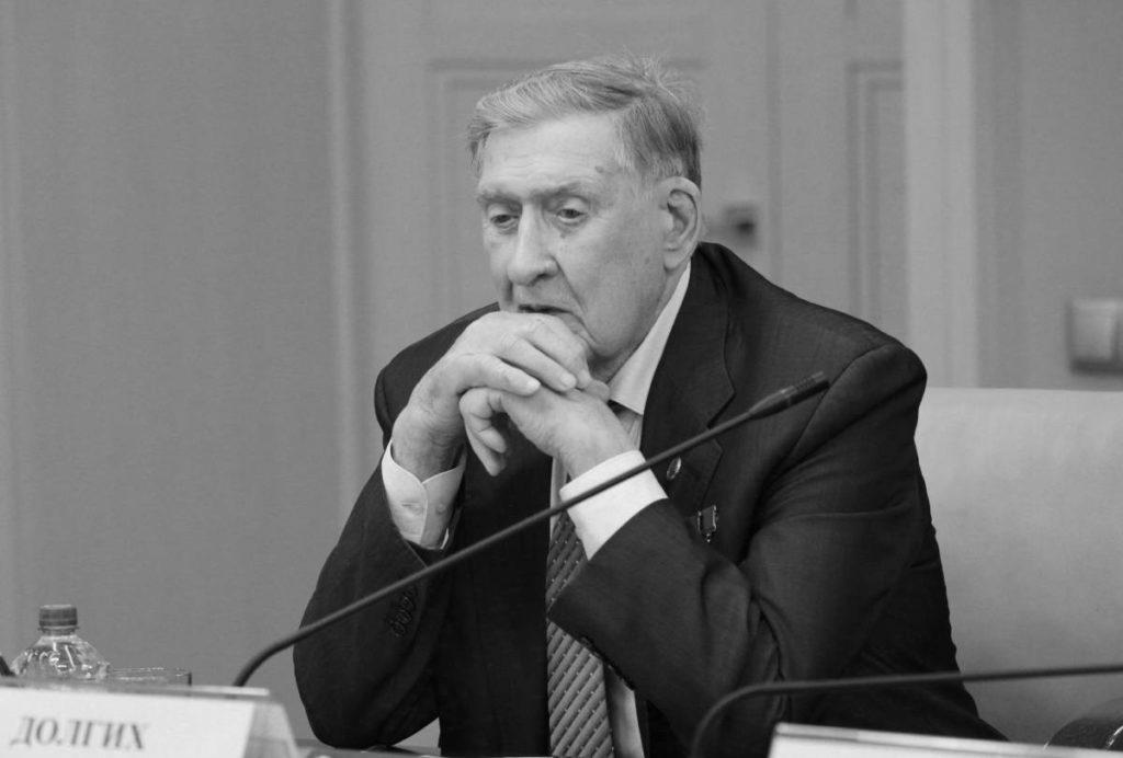 Ушел из жизни Владимир Долгих