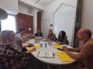 Рабочая встреча с движением ЭКА